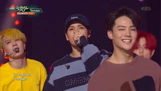 뮤직뱅크 Music Bank Teenager GOT7 20171013