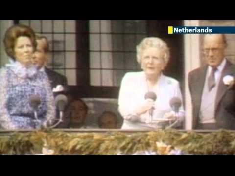 Dutch queen abdicates: Queen Beatrix announces plans to pass crown to eldest son