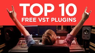 Top 10 FREE VST Plugins You Need 2019