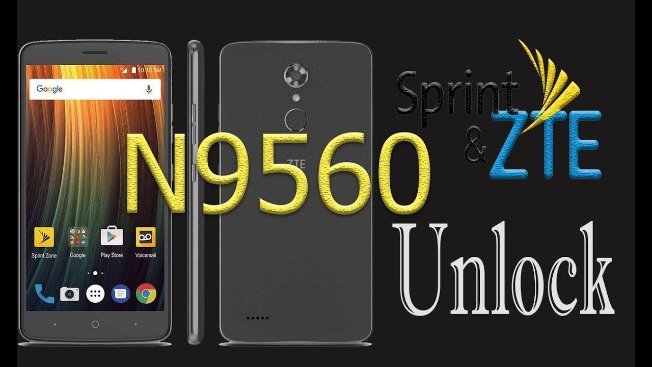 Unlock ZTE MAX XL N9560 7 1 1 Free 100% success
