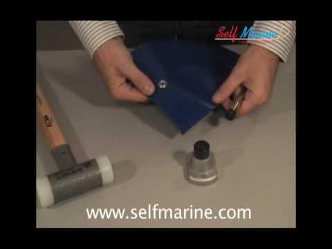 dot - bouton pression toile sur toile.mov - youtube