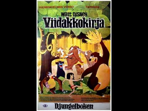 The Jungle Book = Trust in me (original finnish dub 1968)