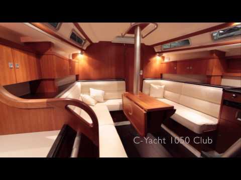 C-Yacht 1050 CLUB interior