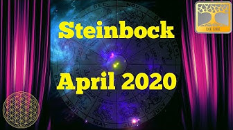 Sternzeichen Steinbock April 2020 / Dein Monatsorakel / Horoskop April Astrologie