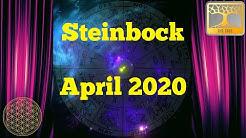 Sternzeichen Steinbock April 2020 / Dein Monatsorakel / Horoskop April Astrologie