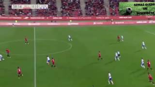 Gol de Juan Muñoz Espectacular