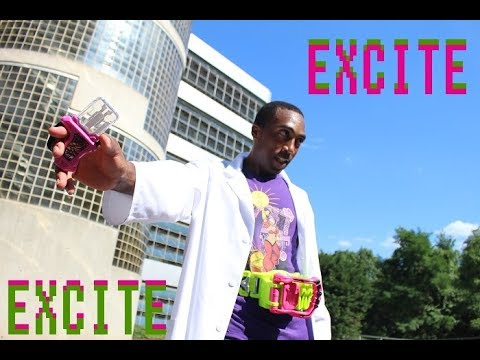 Kamen Rider Ex-Aid | Excite (English) by Remy Tyndle