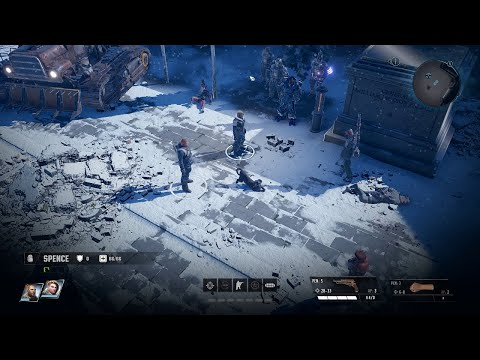 Wasteland 3 How To Outsmart The Angry Robots At  Ranger HQ |