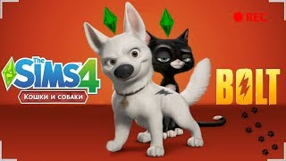 ★ CAS Создание Героев Мультфильма ВОЛЬТ в The Sims 4 Кошки и Собаки ★