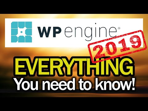 WP Engine Review 2019 - Most Comprehensive In-Depth Guide