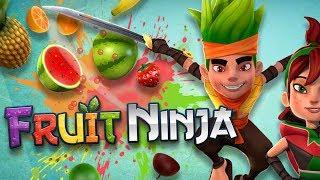 Fruit Ninja #1 Classic Mode 🎮 James Games