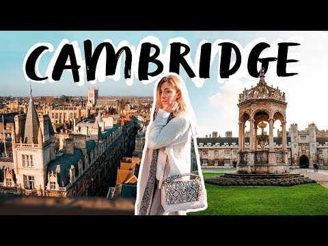 A DAY IN CAMBRIDGE | What To See And Do In 24h