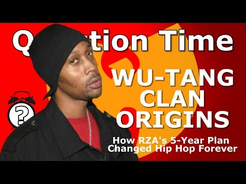 WUTANG CLAN ORIGINS  How RZAs 5Year Plan Changed Hip Hop Forever