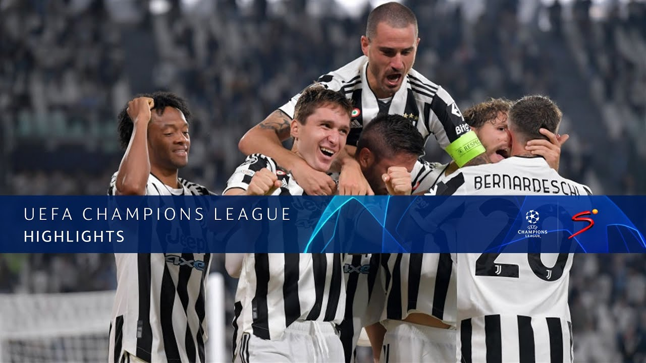 Download UEFA Champions League | Group H | Juventus v Chelsea FC | Highlights