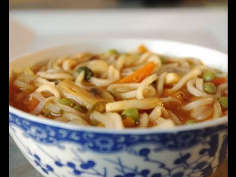 Recette de soupe chinoise youtube - Cuisine chinoise recette ...