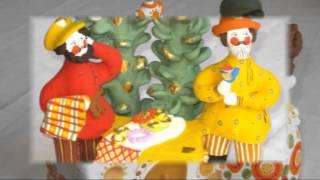 Знайомство з дымковской іграшкою для дітей