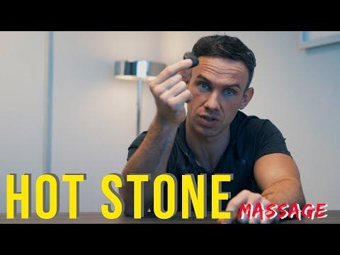 Hot Stone Massage by Salford Massage Therapist Pat Lally