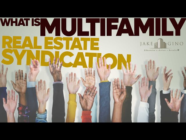 What Is A Multifamily Syndication