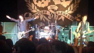 Green Day – Murder City (Live small club) – With Lyrics