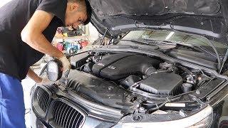 BMW M5 Visits the Shop!
