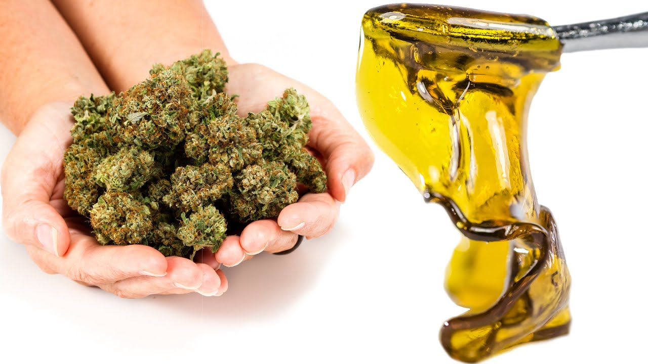 3 DIFFERENT DABS OF DANK WEED MAKE 20%+ YIELD CANNABIS CONCENTRATES - YouTube