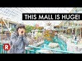 BIGGEST MALL IN NORTH AMERICA!! // West Edmonton Mall