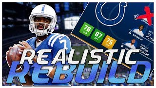 Jacoby Brissett Takes over and DOMINATES! | Madden 20 Indianapolis Colts Realistic Rebuild