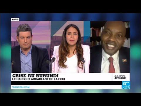 Crise au Burundi : le rapport accablant de...