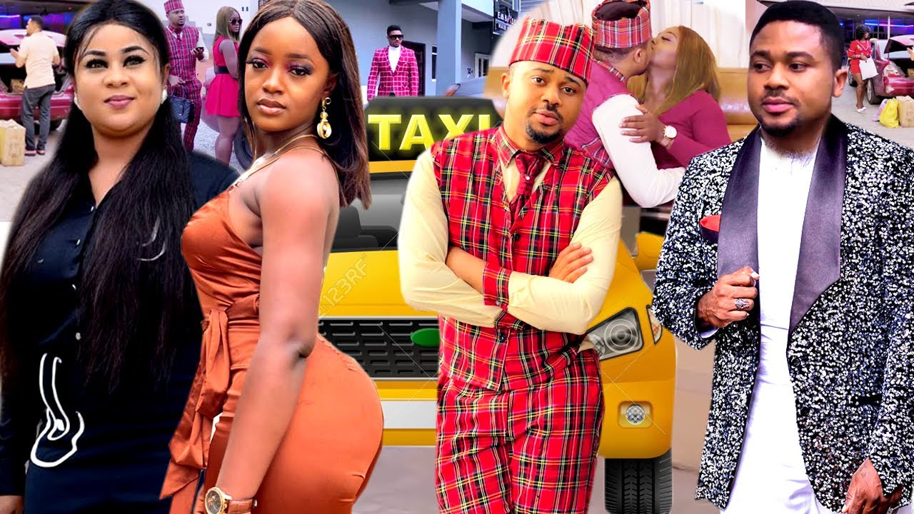 Download THE BILLIONAIRE PRETENDS TO BE A DRIVER TO FIND TRUE LOVE 7&8 - Luchy Donalds/Mike Godson 2021 Movie