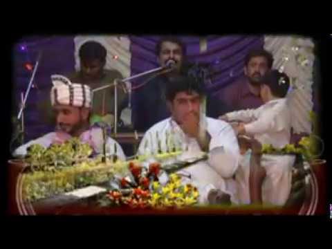 Singer Maqsood Ahmed Sanjrani in the wedding best saraiki song