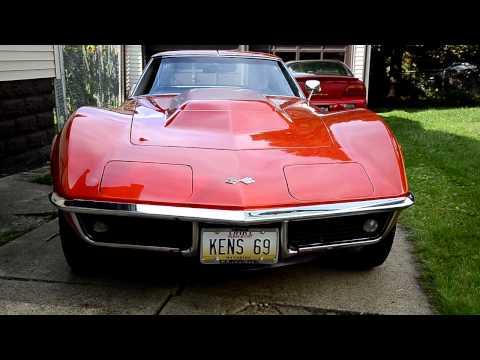 1969 Corvette, 427 SBC, 628 HP, Magnaflow 3