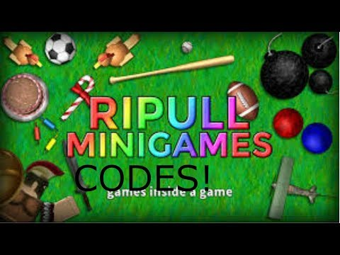 Roblox Codes Ripull Minigames Roblox Ripull Minigames All Codes May 2018 Youtube