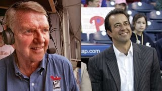 2008 WS Gm1: Todd Kalas joins Harry Kalas on radio