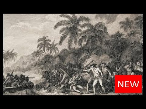 Les plus grands navigateurs - James Cook le marin cartographe - documentaire en fr