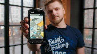 Обзор CAT S60. Лучший защищённый смартфон?