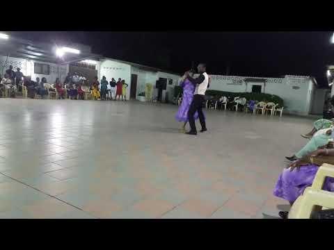 TANGO Show Dance Anita Et Modeste