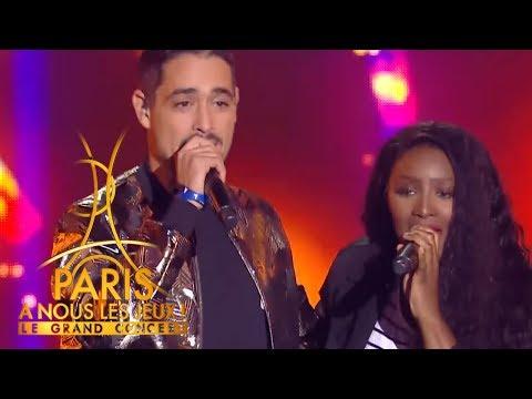 """Lartiste et Awa Imani - """"Chocolat""""   (Live @ A Nous Les Jeux, Le Grand Concert)"""