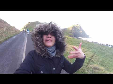 Jalan-Jalan ke Giants Causeway Irlandia Utara