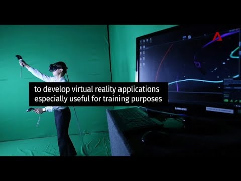 Singapore is Asia's Hub for Virtual Reality and Augmented Reality