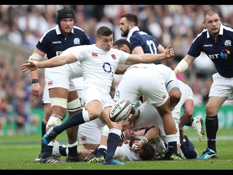 Short Highlights: England 61-21 Scotland | RBS 6 Nations