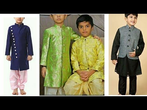 32aa1e2809940 Latest Fancy Dress Designs for baby boys 2018 trendy and stylish Kids party  wear