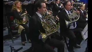 Sinfonía 9ª de Beethoven - Mario De Salvo canta / sings O Freunde, nicht diese Töne!