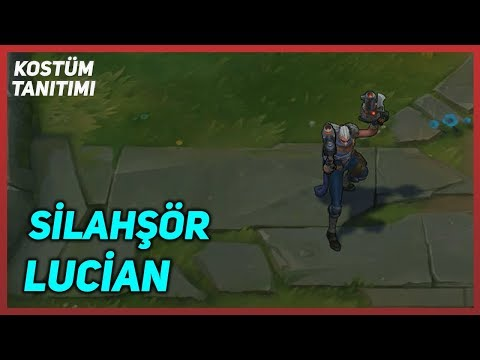 Silahşör Lucian (Kostüm Tanıtımı) League of Legends