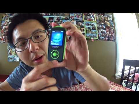 J #183 -【Open Box】Ruizu X06 MP3 Player from Amazon