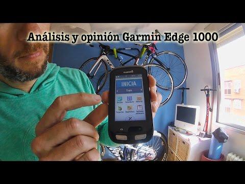 Análisis y opinión Garmin Edge 1000