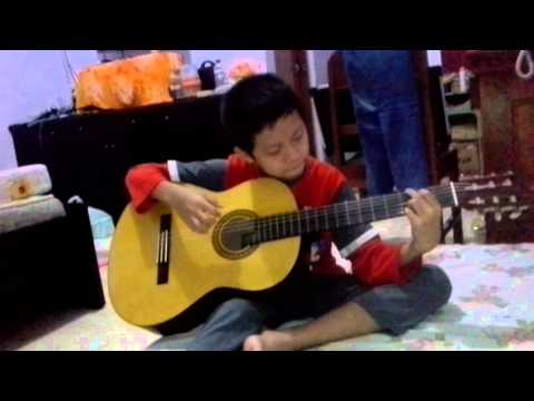 kelvin laurianto play gitar more the word opening