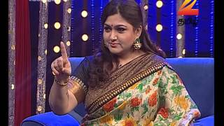 Simply Kushboo - Tamil Talk Show - Episode 23 - Zee Tamil TV Serial - Webisode