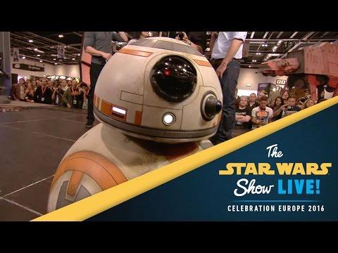 BB-8 Builders Interview | Star Wars Celebration Europe 2016
