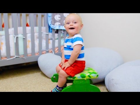 Calvin's 1 Year Old Update!