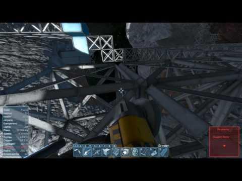 Lets Play Space Engineers S2 E2 - The Ground work!